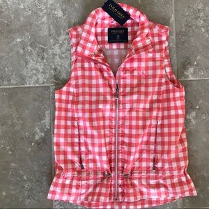 Price Drop!✨POLO GOLF Water Repellent Gingham Vest
